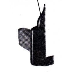 Cabochon d'extrémité d'enjoliveur Gauche