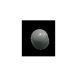 Cabochon plastique M6